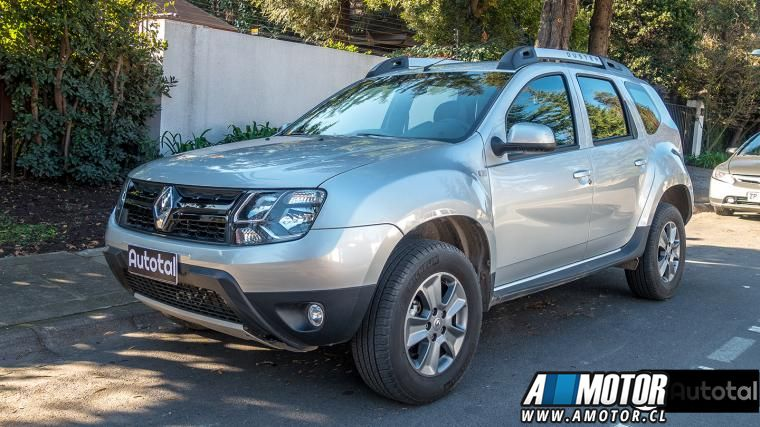 RENAULT DUSTER  ZEN TECH 2.0L 6MT 4X2 2017