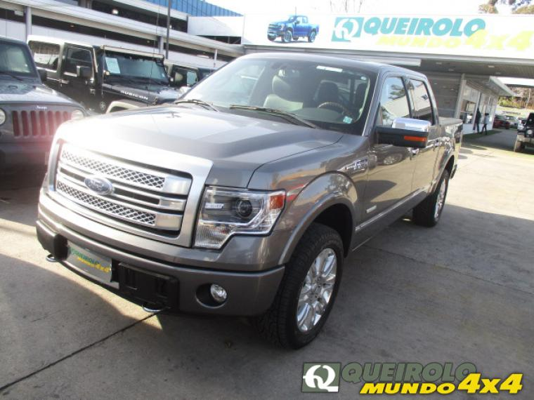 FORD F-150  3.5 Platinum Auto Ecoboost 4WD 2014