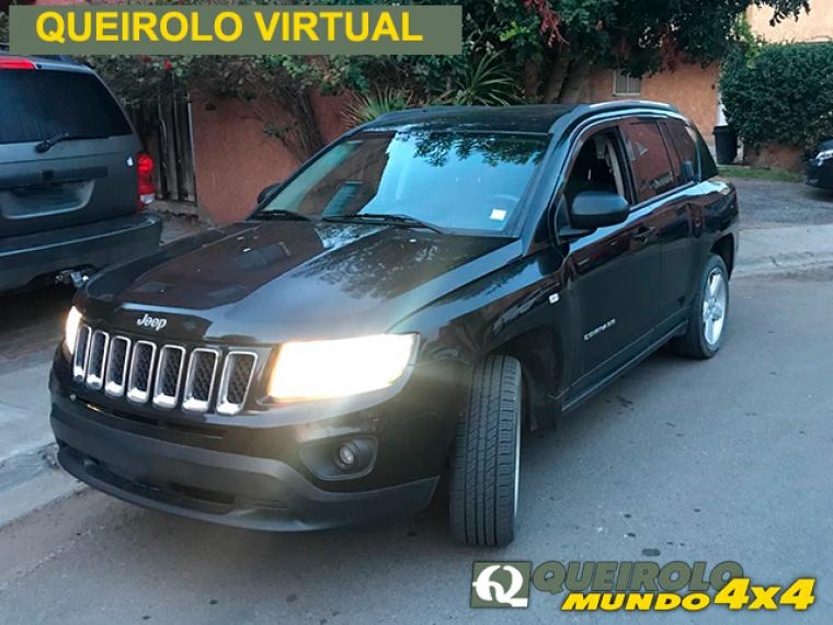 JEEP COMPASS  2.4 Limited Auto 4WD 2013