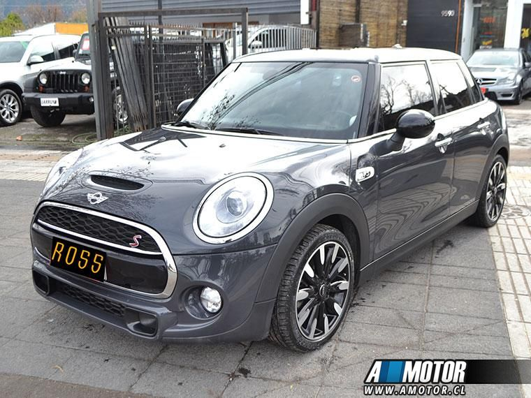 MINI COOPER  S 2.0 WIRED 2015