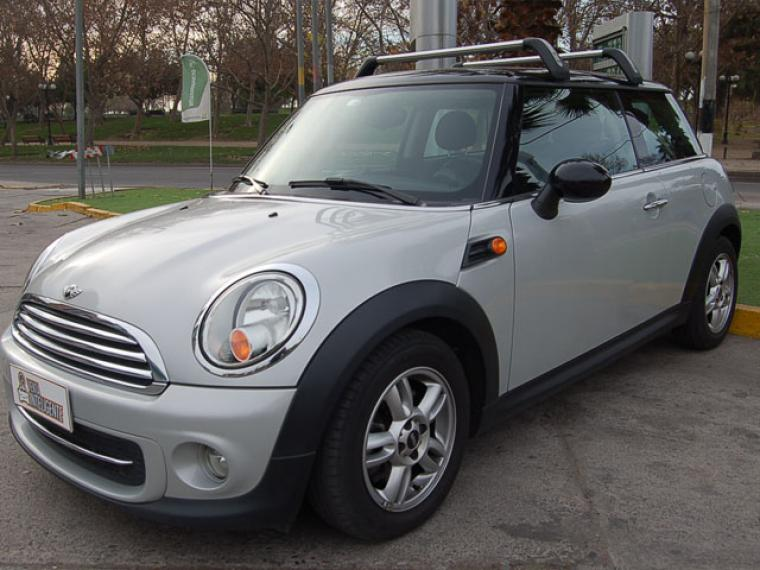 MINI COOPER  SALT AUT. 2013