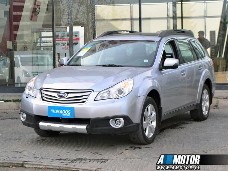 SUBARU OUTBACK  ALL NEW OUTBACK AWD 3.6R AUT 2013
