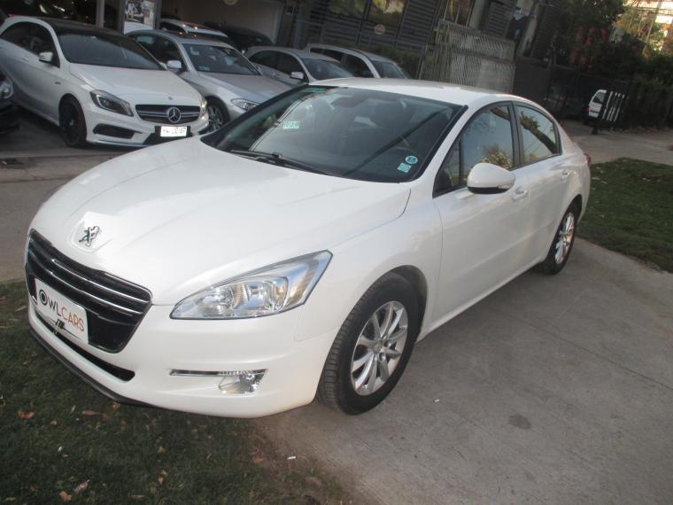 PEUGEOT 508 CONFORT THP 1.6 AT 2013