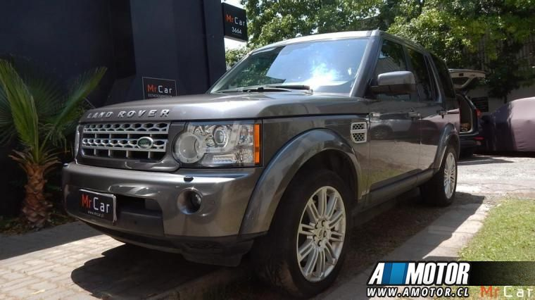 LAND ROVER DISCOVERY  4HSE DIESEL 2014