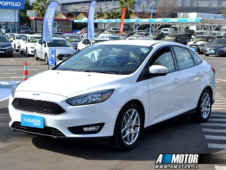 FORD FOCUS  2.0 AT 2016