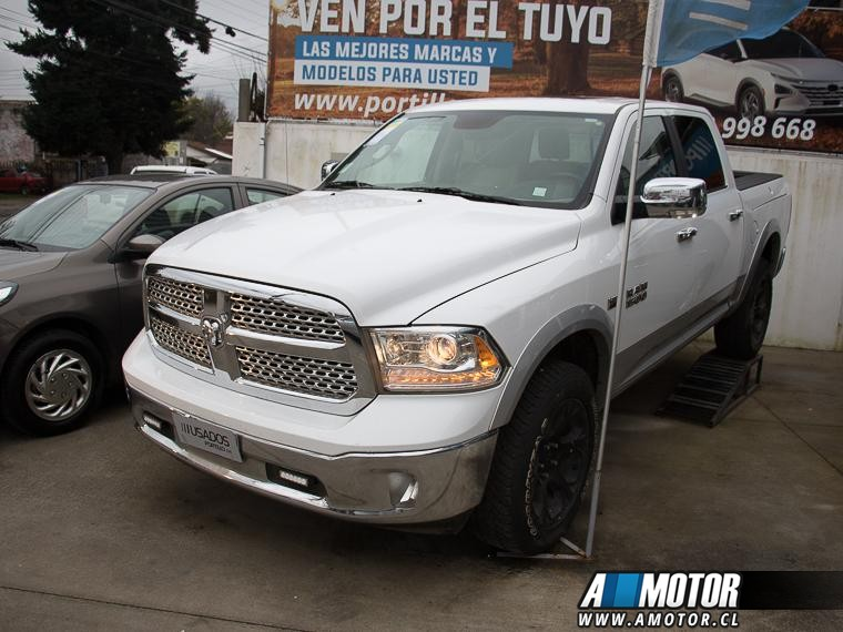 Camioneta DODGE RAM  1500 LARAMIE AT 2015 - Autos Usados