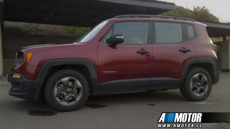 JEEP RENEGADE SPORT LX 2018