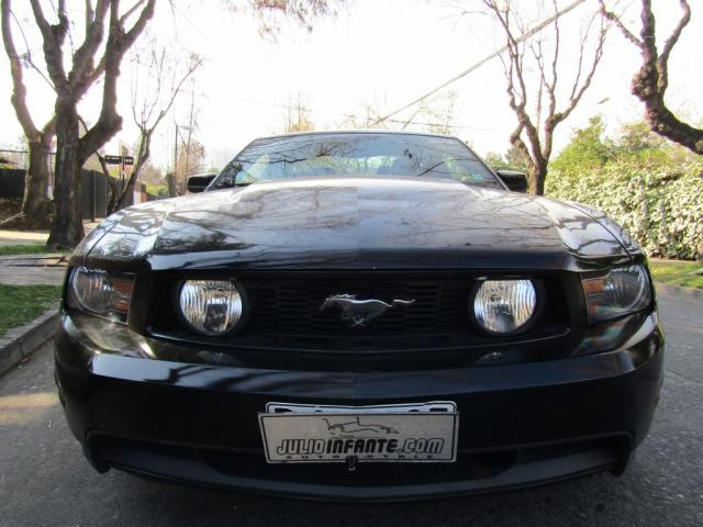 FORD MUSTANG  Coupe GT Deluxe 5.0 AUT 2012
