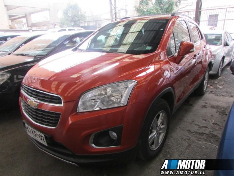 CHEVROLET TRACKER LT MT 1.8 2015