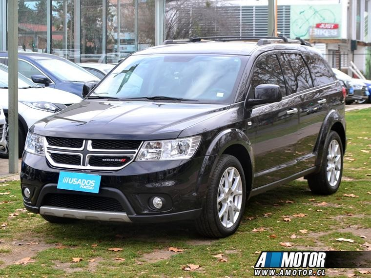 DODGE JOURNEY  RT 2.4 2016