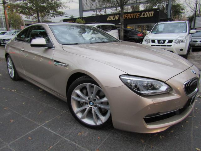 BMW 640 IA 3.0 Coupe 3.0 326 hp 2016