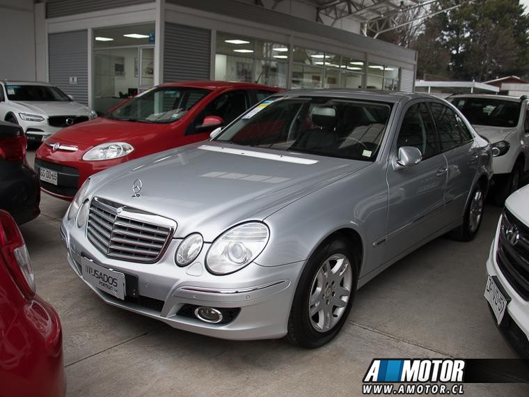 Automóvil MERCEDES BENZ E 350 ELEGANCE CONFORT II AT 2009 - Autos Usados