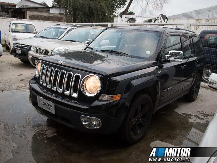 Jeep/SUV JEEP PATRIOT  4X4 2.4 AT 2013 - Autos Usados