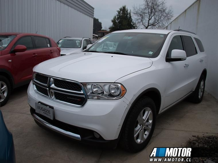 Jeep/SUV DODGE DURANGO  4x4 3.6 AT 2014 - Autos Usados