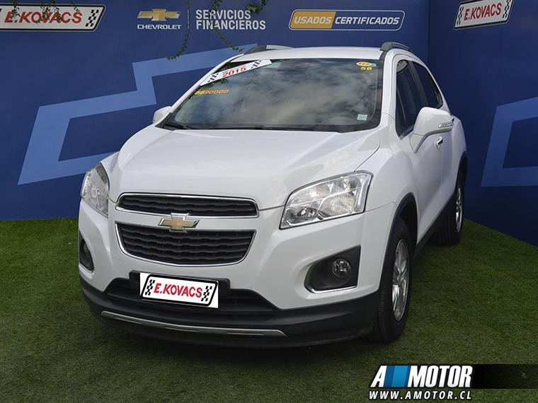 Station Wagon CHEVROLET TRACKER lt 2015 - Autos Usados