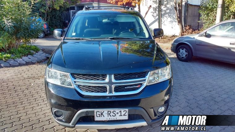 DODGE JOURNEY  FULL 3 CORRIDAS AUTOMATICA 2014