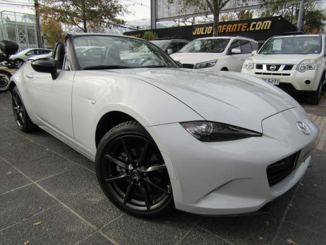 MAZDA MX-5  All New Cuero autom tiptronic  2016