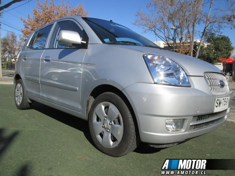 KIA MOTORS MORNING  1.1 EX MT 1 DUE?A 45.000 KMS 2007