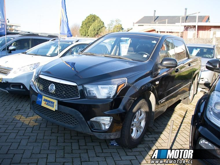 SSANGYONG ACTYON  NEW ACTYON SPORT 2.0 2015