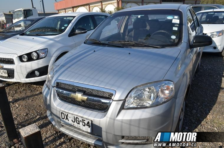 Forcenter Usados Chevrolet Aveo Nb 14 2012 Id170833