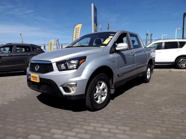 SSANGYONG ACTYON NEW  SPORT 4X4 2.0 2017