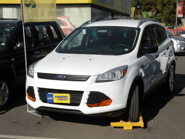 FORD ESCAPE NEW  2.5 AUT 2013