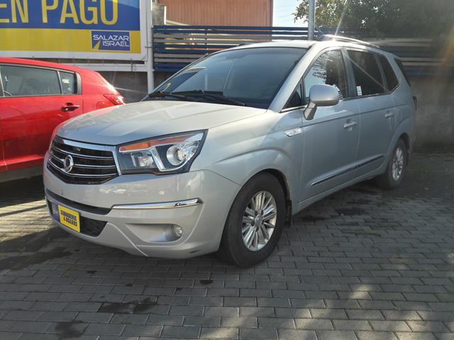 SSANGYONG STAVIC  XDI 2.0 2016