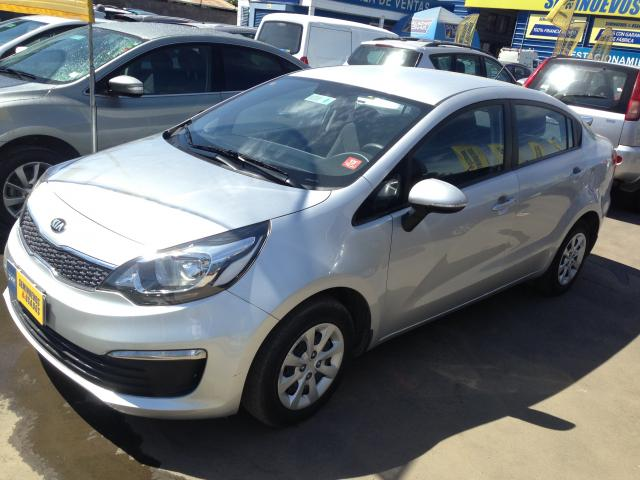 KIA MOTORS RIO RIO 4 EX 1.4 AT 2016