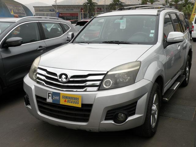 GREAT WALL HAVAL 3 HAVAL H3 LE 2.0 2013