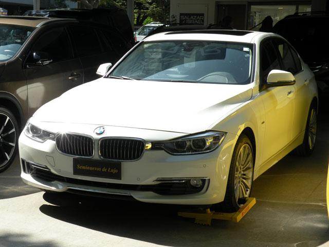 BMW 335 I LUXURY 3.0 AUT 2014