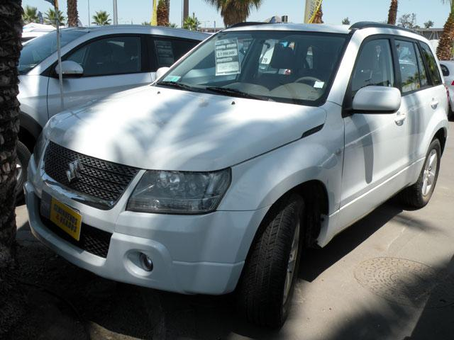 SUZUKI GRAND NOMADE  GLX SPORT 2.4 AT 2012