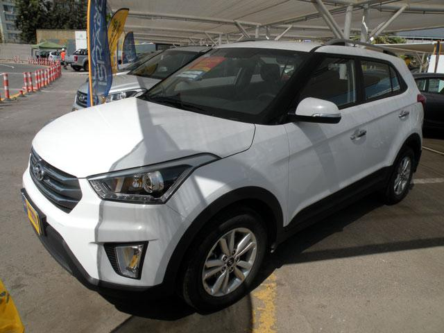 HYUNDAI CRETA  1.6 AT GLS 2017