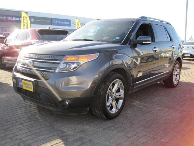 FORD EXPLORER  LTD 2.0 AUT 2015