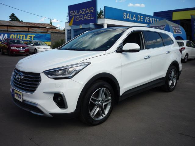 HYUNDAI GRAND SANTA FE  GLS 2.2 AT 2017