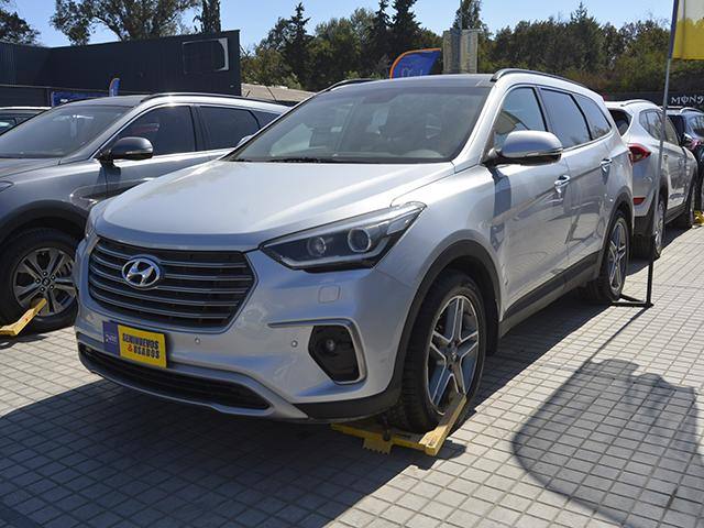 HYUNDAI GRAND SANTA FE GRAND SANTA FE GLS 2.2 AT 2017