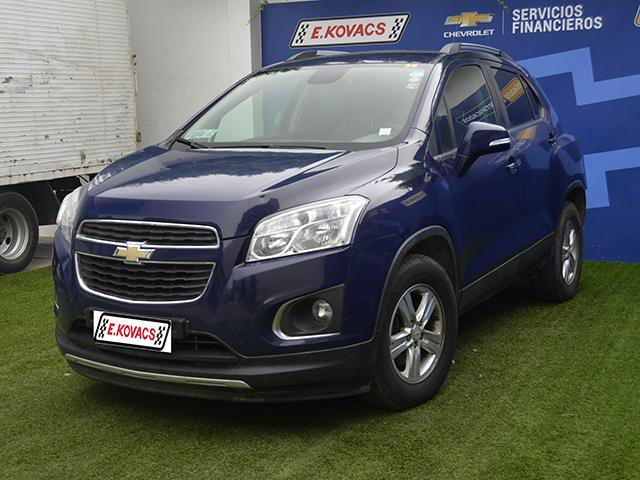 CHEVROLET TRACKER LT AWD 1.8  AT1.8 2014