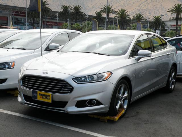 FORD FUSION NEW  2.5 AUT 2015