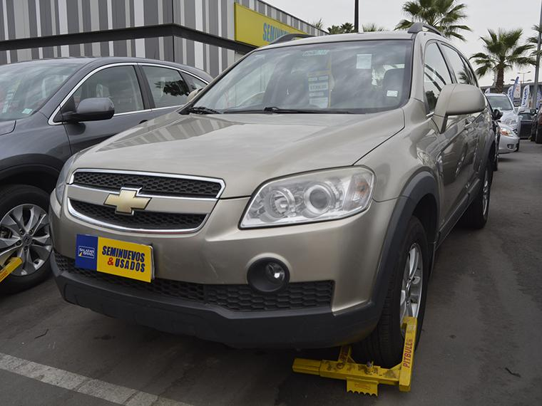 CHEVROLET CAPTIVA  LS 2.4 2010