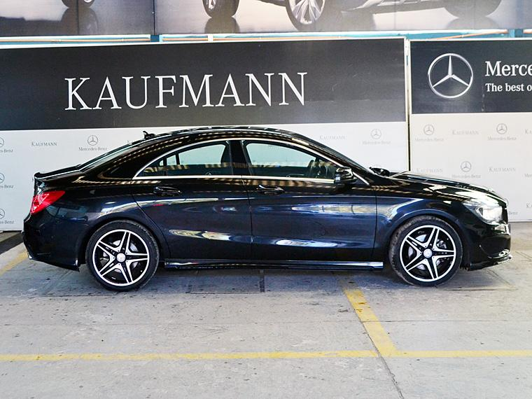 MERCEDES-BENZ CLA 250 at 2015