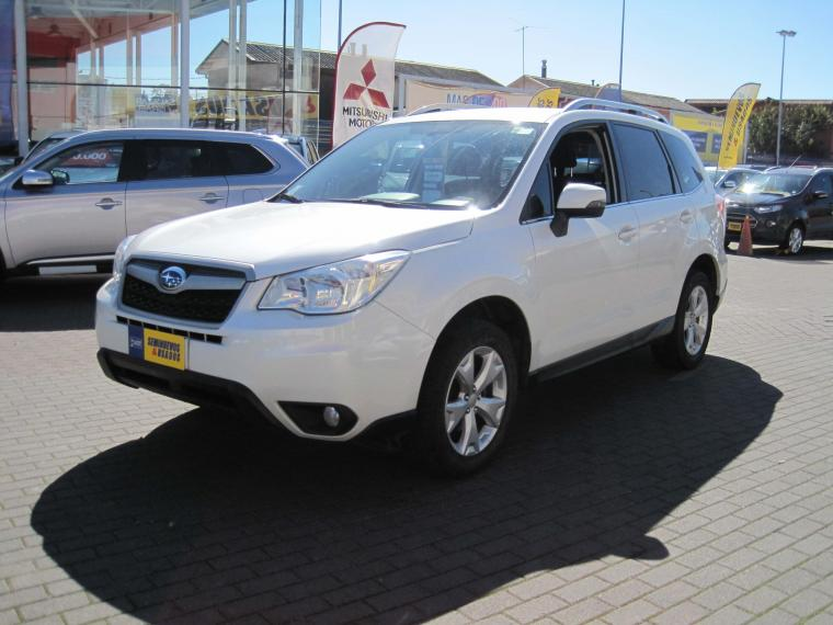 SUBARU FORESTER ALL NEW  XS AWD 2 2014