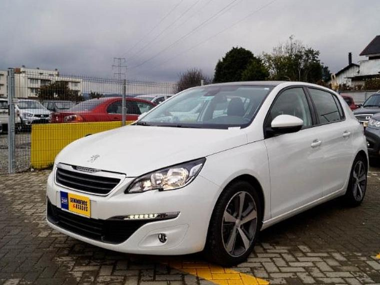 PEUGEOT 308   ALLURE PACK 1.2 PURETECH 130HP EAT6 2016