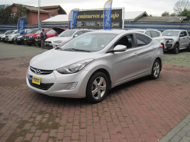 HYUNDAI ELANTRA  GLS 1.8 AT 2014