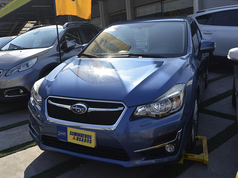 SUBARU IMPREZA ALL NEW  AWD 2.0 2016