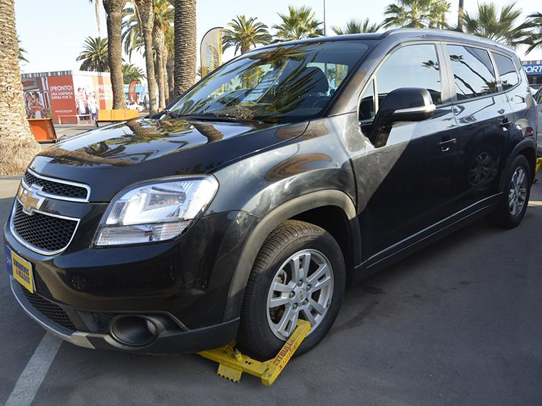 CHEVROLET ORLANDO ORLANDO LT 2.4 AT 2016