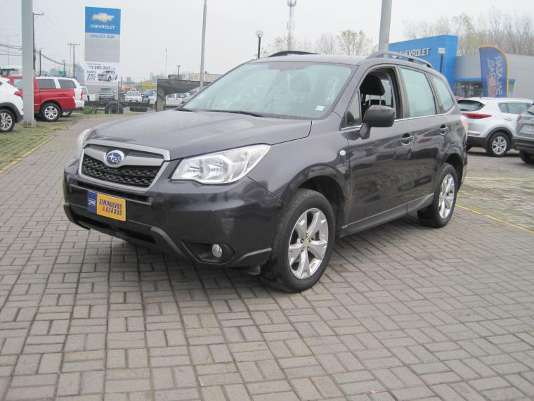 SUBARU FORESTER ALL NEW FORESTER AWD 2.5 2014