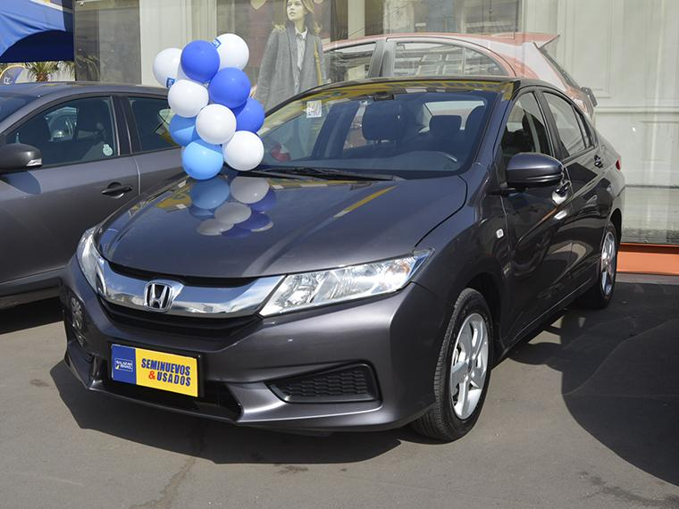 HONDA CITY  1.5 AUT 2016