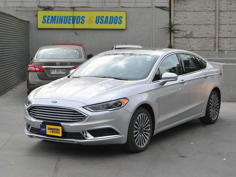 FORD FUSION  SE 2.0 ECOBOOST AT 2018