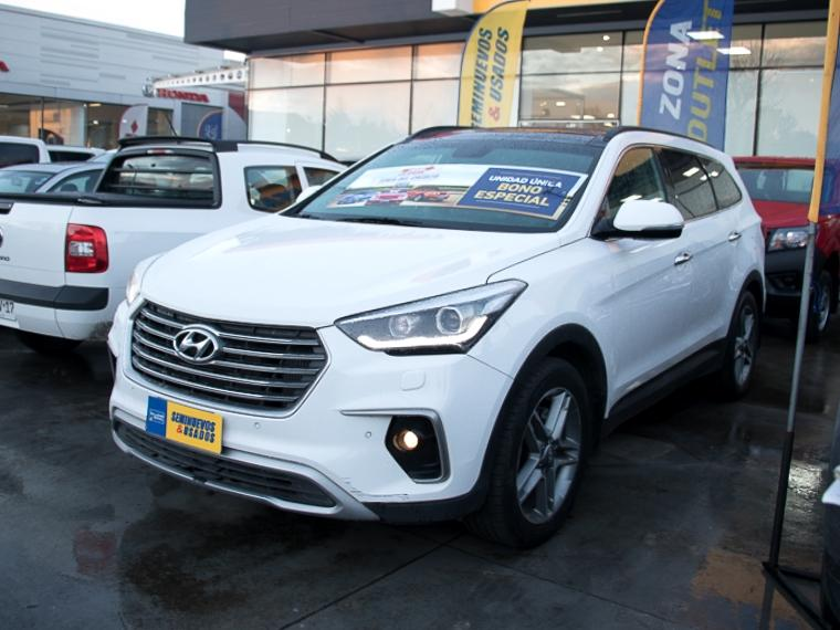 HYUNDAI G GRAND SANTA FE GLS 2.2 AT 2017