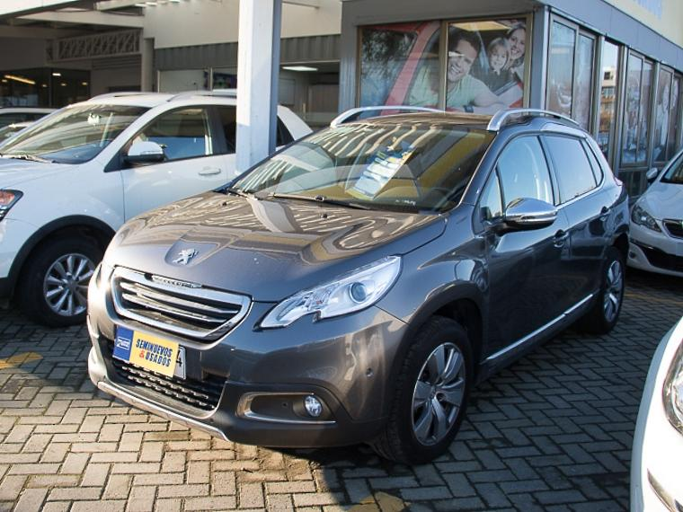 PEUGEOT 2008 2008 Allure 1.2 PureTech 110HP EAT6 E6 2017