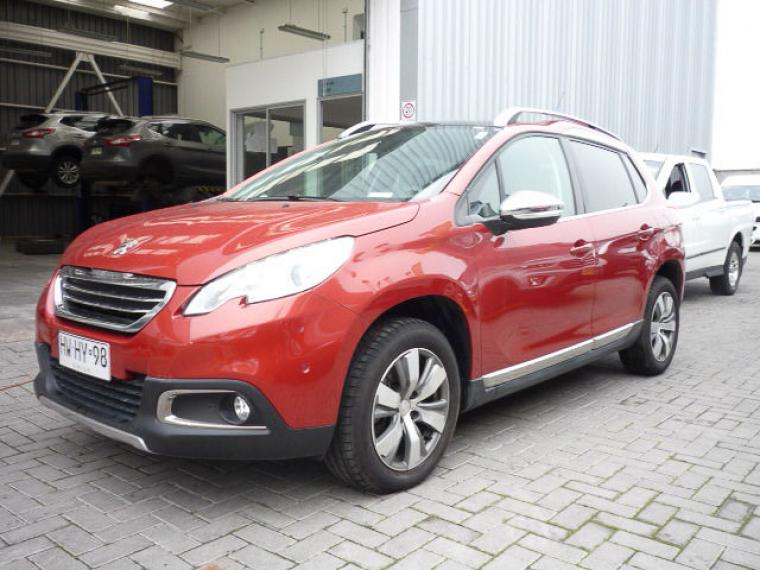 PEUGEOT 2008  ALLURE 1.2 PURETECH 110HP EAT6 E6 2016